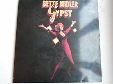 GYPSY LASERDISC NTSC 2 discs Bette Midler