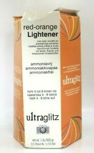 Farouk Ultraglitz Red-Orange Lightener, 16 oz