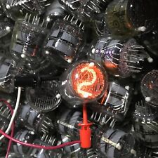 Megalot of 100 PCS/LOT Vintage NIXIE TUBE IN-4 USSR NOS and USED