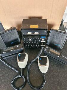 EX RADIO INVESTIGATION SERVICE ( DTI ) MOTOROLA VHF / UHF CROSSBAND REPEATER