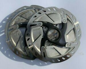 Shimano SM-RT800S 160mm Center Lock Disc Brake Rotors used free shipping