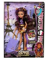 """Monster High """"Scaris"""" Clawdeen Wolf Plastic Doll and Accessories"""