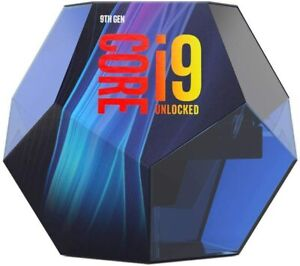 Intel Core i9-9900KF Desktop Processor - 8 cores & 16 threads - Up to 5 GHz