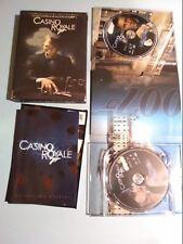 James Bond - Casino Royale (DVD, 3 Disc Box Set)