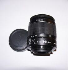 Canon EF-S 18-55mm AF IS II Auto Focus Lens for EOS Digital Rebel DSLR Camera