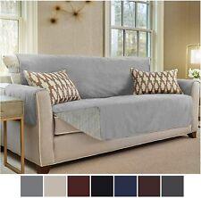 Gorilla Grip Original Slip Resistant Sofa Slipcover Protector, Seat Width Up 3S5