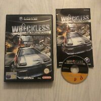 Wreckless: The Yakuza Missions (Nintendo GameCube, 2002) Complete, VGC