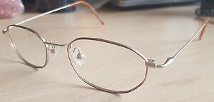 URBAN BY CREATIVE OPTICS  Designer Eyeglass Frames 47[]18 140 mm Brown Tortoise