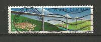 France 2005 Y&TN°3730 Viaduc de Millau timbre oblitéré cachet rond /T7969