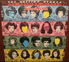 THE ROLLING STONES - SOME GIRLS - LP Canada 1st Press Censored Crv oop rare L@@K