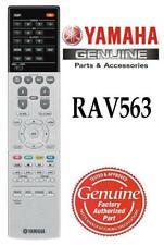New Genuine Yamaha Rav563 Zz48380 Receiver Remote Control fits Rx-A680 Rxa680