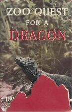 Zoo quest for a dragon - David Attenborough - First Edition - Acceptable - Ha...