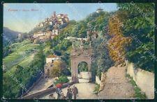 Varese Città Sacro Monte Brunner 17025 cartolina RT1842
