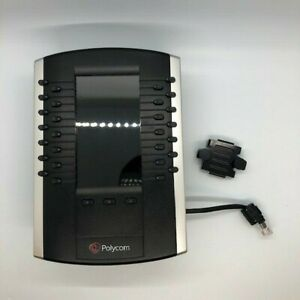 Grade A Refurbished Polycom VVX Color Expansion Module (2200-46350-025)