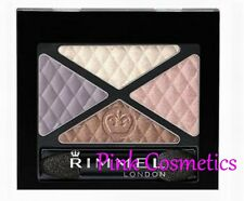 RIMMEL Glam Eyes Quad Smokey EYESHADOW Eye Shadow in 018 Romantic Cool