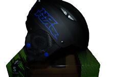 No Fear Skihelm Snowboardhelm Kinder Junior Schwarz Gr. S 50-54 cm Helm NEU OVP