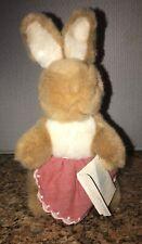 Vintage Peter Rabbit Cotton Tail Plush Stuffed Animal Eden