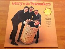 GERRY AND THE PACEMAKERS 1986 Vinyl 33rpm LP - THE HITS SINGLES ALBUM