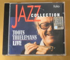 JAZZ COLLECTION LIVE - FOLIO 2001 - BUONO CD [AF-044]