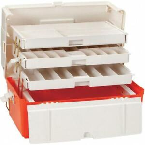 Emergency Three Tray Water Resistant Medical Box