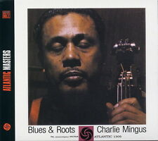 CD Album Charlie Mingus Blues & Roots (My Jelly Roll Soul) 90`s Warner Atlantic