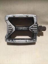 Vintage Mks Mp-303 pedal 9/16 Mtb Bmx Mongoose Pro Class Hutch RedLine Gt Right