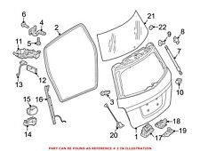 For Mercedes Genuine Hatch Seal 2047400478