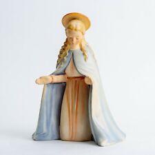 Goebel W. Germany Porzellanfigur Krippenfigur Weihnachten Maria