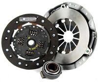 3 Pc Clutch Kit For Honda Civic Mk V VII 1.3 1.4 1.5 i IS 16V 200mm 1995 To 2005