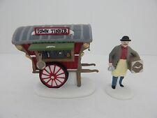 Dept 56 New England Village Town Tinker #56464 Never Displayed