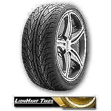 1 New 285/30R20 Lionhart Tires 285 30 20 LH-Three Tire 285/30/20 Mustang CLS R20