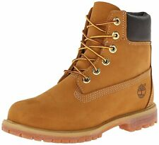 TIMBERLAND Womens Boots Earthkeeper Premium 6 Inch Waterproof 10361 New Wheat