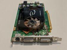 EVGA NVidia e-GeForce 7900GS 256MB GDDR3 PCI-E x16 Video Card Dual DVI/S-Video
