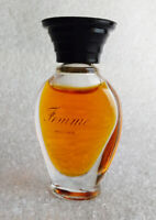 RARE MINI Eau Parfum ✿ FEMME by ROCHAS ✿ Eau Perfume PARIS (3ml)