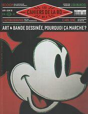 Art & BD, Pourquoi ça marche? - Les Cahiers de la BD - N° 3 - 2018