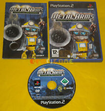 METAL ARMS GLITCH IN THE SYSTEM Ps2 Versione Italiana 1ª Edizione »»»»» COMPLETO