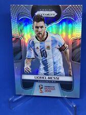 Lionel Messi 2018 Panini Prizm World Cup Silver Prizm #1 Argentina FC Barcelona