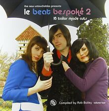 Le Beat Bespoke 2- Mod-Psych-Freakbeat-Compilation