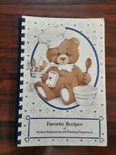Favorite Recipes Of Nuclear Engineering & Planning Dept. From Pearl Harbor 1994