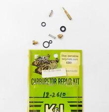 Nos K&L Kawasaki 1979-1980 KZ1000A3/B3/E1/E2 Ltd Carburateur Kit de Réparation