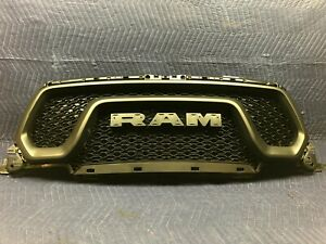2018 2019 2020 OEM Dodge Ram 1500 Rebel Grill Used Oem 68366529AF