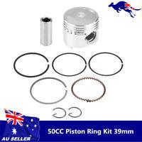 50CC LIFAN Engine Piston Ring Kits/Sets for ATOMIK THUMPSTAR PIT PRO Dirt bike