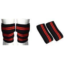 Knee Wraps Weight Lifting Body Building Gym Training Support Leg Bandage 1501