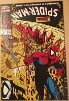 Marvel Comic Spider-Man Torment Part 3 - 1990 Comic Book