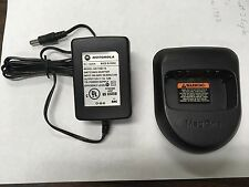 MOTOROLA BPR40 A8 A6 MAGONE RAPID BATTERY CHARGER  PMLN4685 PMLN4822 PMLN4682