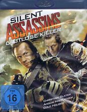 BLU-RAY NEU/OVP - Silent Assassins - Lautlose Killer - Christian Slater