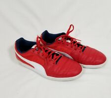 Arsenal FC Puma Red & White Team Sneakers Size 6.5US - 5.5UK
