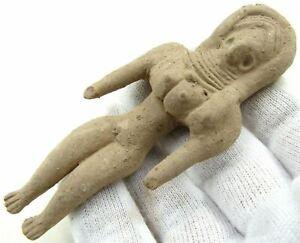 H246.Valle del Indo.Female fertility idol.2300-1500 BC.