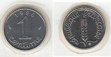 Monnaie Française 1 Centime épi 1986