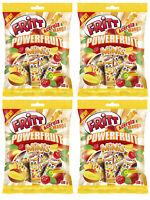 4 x FRITT POWERFRUIT Minis Acerola & Mango Flavor Chewy Candy 100g 3.5oz